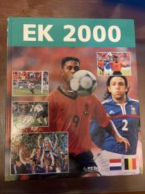 2000欧洲杯足球画册 荷兰原版世界杯画册 world cup赛后特刊 包邮