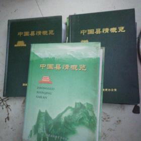 中国县情概览上中下