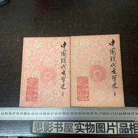 中国现代文学史(上下)