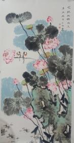 徐全举  河南郑州人,毕业于天津美术学院中国画系,进修于中央美术学院中国画造型艺术专业,郑州市美术家协会会员,河南省美术家协会会员。