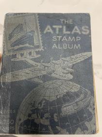 古老集邮册邮票册一本里面邮票约858张 大部分没拍照老册子 主要英属地邮票多 还有1840年代红便士邮票,少量民国邮票香港邮票等等 部分新票 老册子老味道便宜出