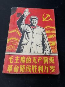 毛主席的无产阶级革命路线胜利万岁(上)