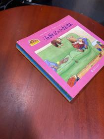小兔汤姆成长的烦恼图画书:《汤姆走丢了》《汤姆去海滩》《汤姆尿床了》《汤姆恋爱了》《汤姆上幼儿园》《汤姆的外公去世了》《汤姆的小妹妹》《汤姆住院》8本合售