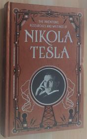 英文原版书 Inventions, Researches and Writings of Nikola Tesla 尼古拉·特斯拉的发明、研究和著作 Nikola Tesla  (Author)
