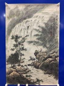 黎雄才 山水 1982年作品