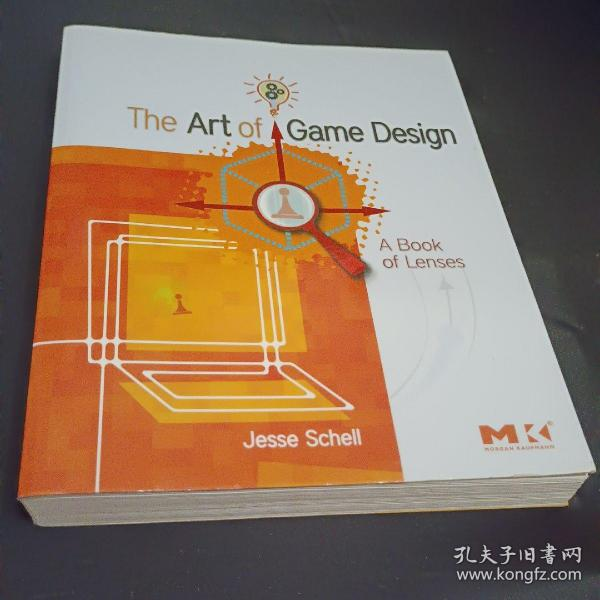 The Art of Game Design:A Book of Lenses