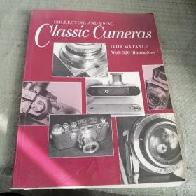 Classic  Cameras    经典相机  IVOR.  MATANLE. Wirh 320.      I11ustrations