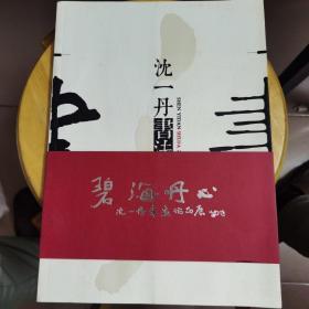 【几近全新】沈一丹书法作品集