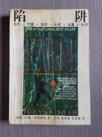 当代外国流行小说名篇丛书:陷阱