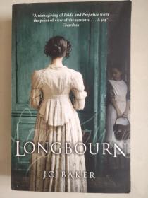 Longbourn 英文原版