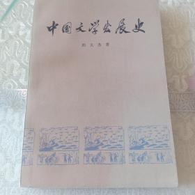 中国文学发展史  一