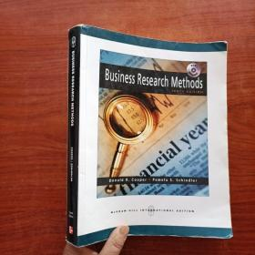 Business Research Methods(附光盘)