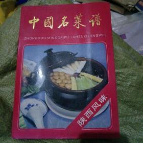 中国名菜谱.陕西风味