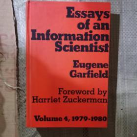 Information  Scientist信息科学家