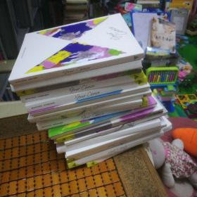 SEVENTEEN 迷你专辑  带光盘写真集  17册合售