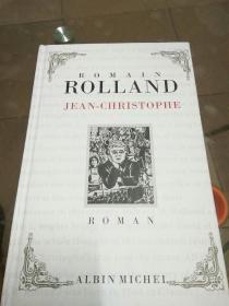 romain rolland jean christophe