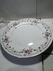 中国景德镇大瓷盘