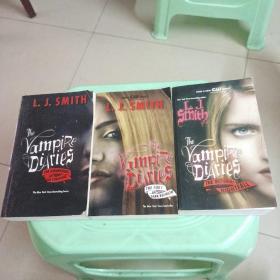 The Vampire Diaries:The Return: Nightfall  吸血鬼日记(回归,夜幕降临)(1:觉醒,2:争斗)(3:愤怒,4:重聚)三本