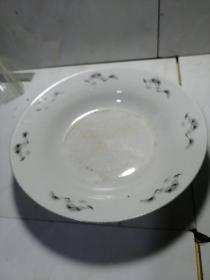唐山二瓷分厂瓷盘