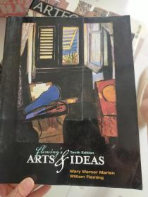 Fleming'sArtsandIdeas(BookwithCD-ROMandInfoTrac)