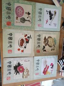 中国小吃,江苏,天津,上海,四川,陕西,湖北,六本合售,