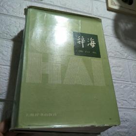 辞海:1989年版:缩印本  品看图