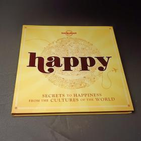 Lonely Planet: Happy (General Pictorial)孤独星球:世界文化乐趣