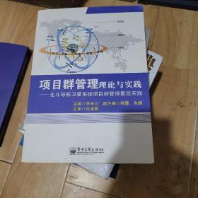 项目群管理理论与实践:北斗导航卫星系统项目群管理最佳实践