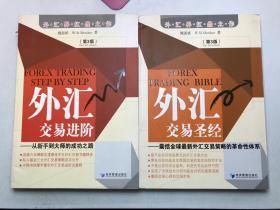 外汇交易圣经、外汇交易进阶【2册合售】
