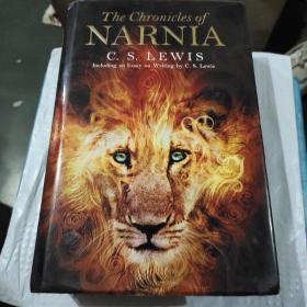 The Chronicles of Narnia 英文原版 精装
