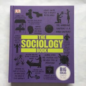 DK英文原版 The Sociology Book 社会学百科 Big Ideas 科普 图书     精装