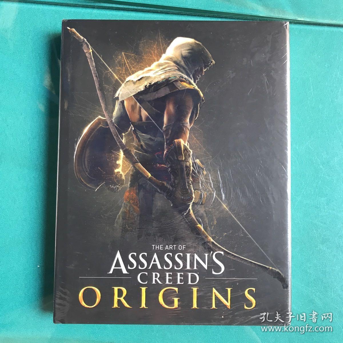 The Art of Assassin's Creed Origins (塑封全新)