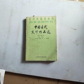 中国古代文学作品选(宋代部分)