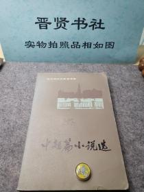 中短篇小说选(下)