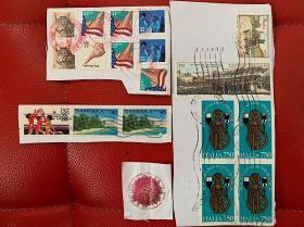 意大利美国邮票