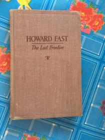 HOWARD FAST THE LAST FRONTIER
