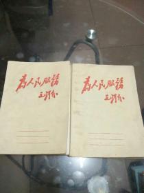 手抄本 医书 药方(附林题语录)