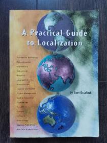 英文原版书 A Practical Guide to Localization实用指南本地化