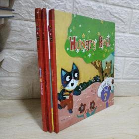 布朗儿童英语2.0三册合售