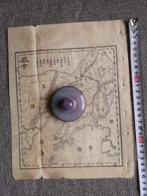 清代或者民国老地图《盛京地图》一份,26.5*20.5厘米,(有省城记、府记、直隶州记、图州记、直隶厅记、县记、省界记、通商口记等内容)