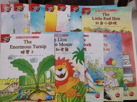 培生儿童英语分级阅读(Level.1)(14册合售)