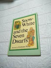 Snow-White and the Seven Dwarfs(精装 16开 详情看图)书内有少许字迹,品看图