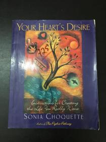 Your Heart's Desire  Instructions for Creating t