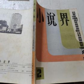小说界文学双月刊