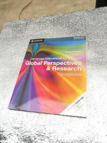 Cambridge International AS&A Level  Global perspectives Research Coursebook