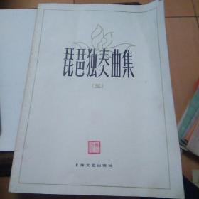 琵琶独奏曲集 (三)