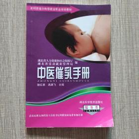 农村劳动力转移就业职业培训丛书:中医催乳手册