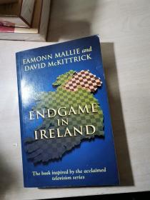 Endgame In Ireland:Eamonn Mallie and David McKittrick
