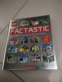 Factastic: A LEGO Adventure in the Real World (Factastic:现实世界中的乐高冒险)精装 库存