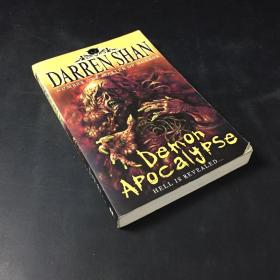 Demon Apocalypse (Demonata #6) 向达伦-魔域大冒险#6:魔界大开